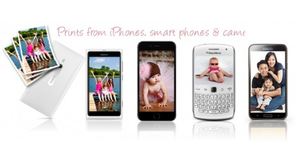 Prints from your Phone